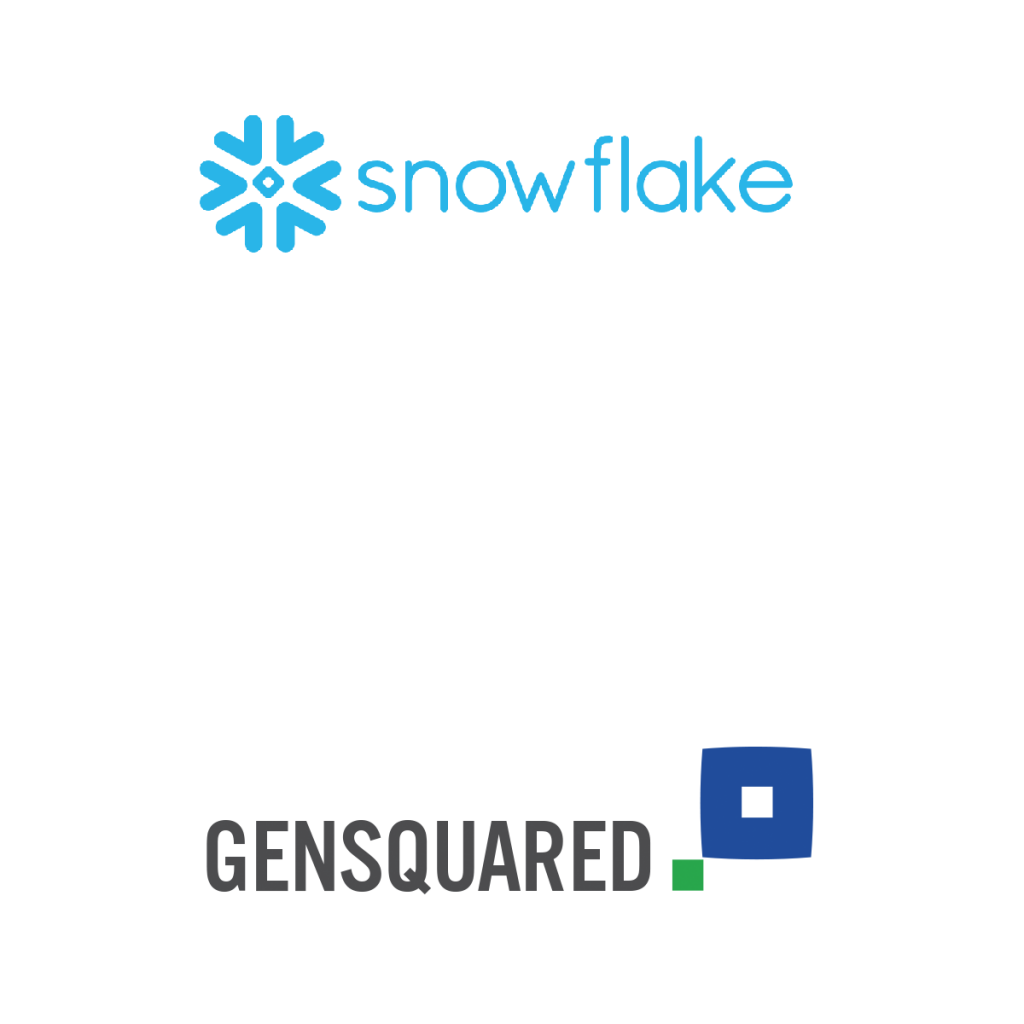 Snowflake Computing and Gensquared