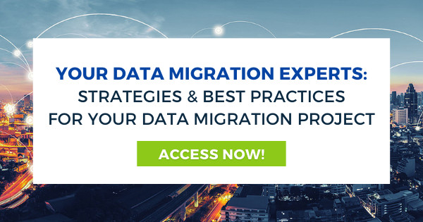 Data migration experts and services