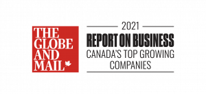 Gensquared and The Globe and Mail logos